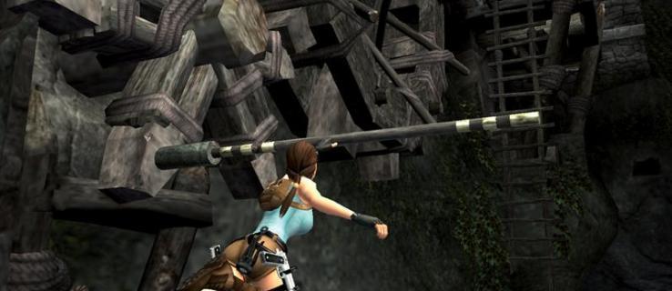 Tomb Raider: Anniversary review