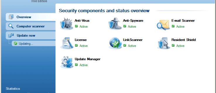 AVG Antivirus Free Edition 8.0 review