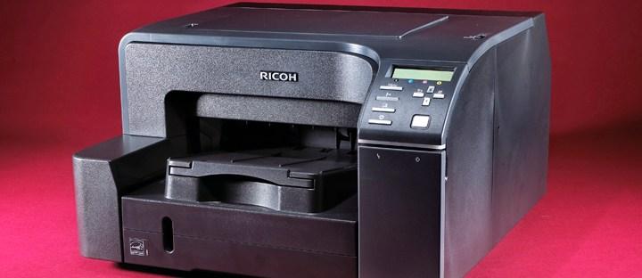 Ricoh Aficio GX 2500 review