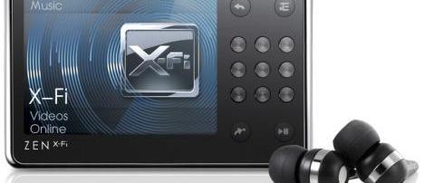 Creative Zen X-Fi 16GB review