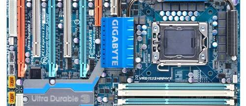 Gigabyte EX58-UD5 review