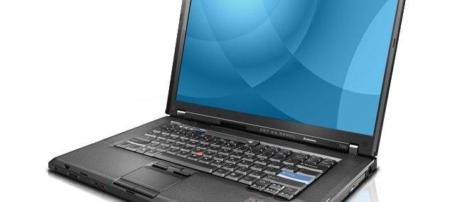 Lenovo ThinkPad T500 review