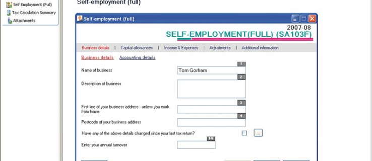 Andica Self Assessment Professional review