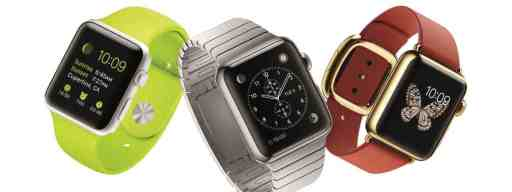 Apple Watch release date, UK price and features: main