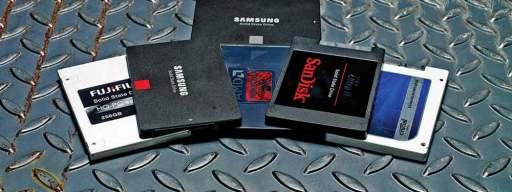 SSD shootout