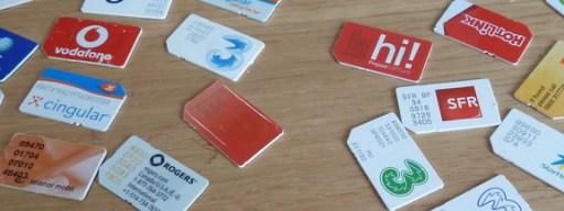 Gemalto SIM Hack - SIM Cards