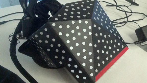 Steam VR Prototype - Valve to unveil SteamVR at GDC 2015