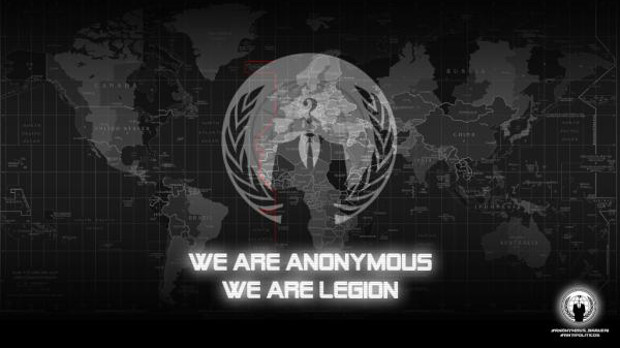 What is Anonymous we are legion we do not forgive we do not forget