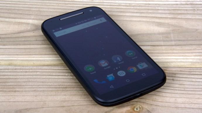 Motorola Moto E (2015) Review - screen full