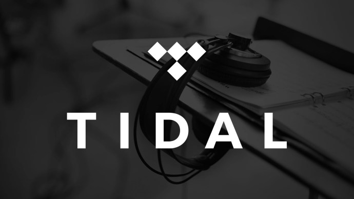 The 5 reasons why Tidal won't change the music industry - Tidal logo