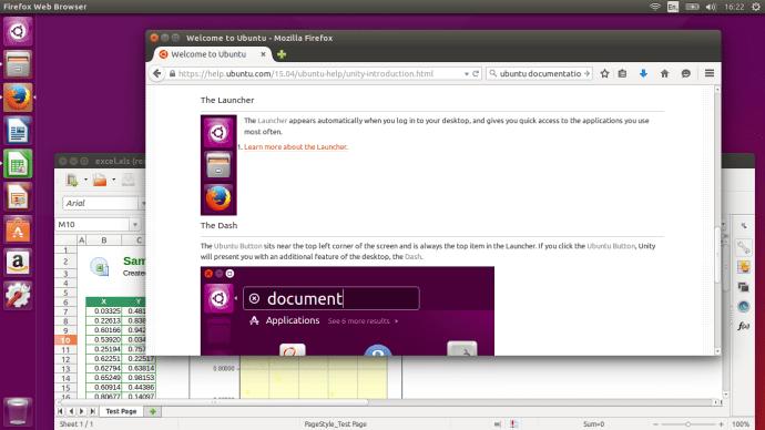 Ubuntu 15.04 - desktop