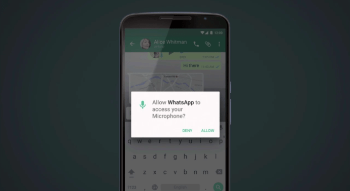 Android M gives you more control over your app's permissions
