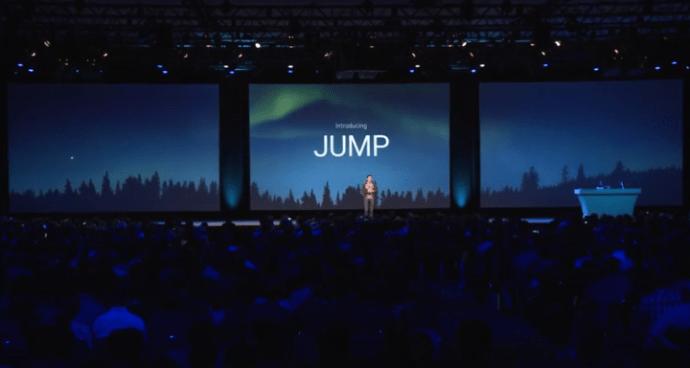 Google I/o: Jump