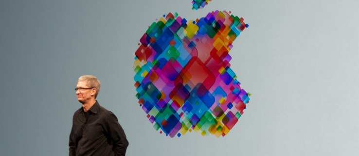 Tim Cook, image by Mike Deerkowski