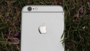 Apple iPhone 6 review: Top half of rear panel