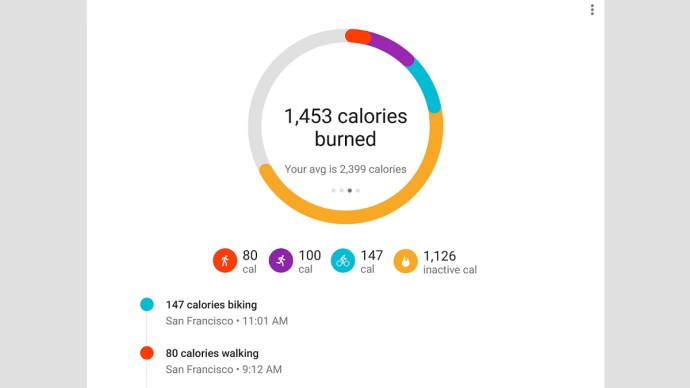 Best Android Apps 2015 - Google Fit