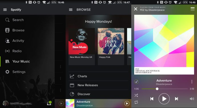 Best Android Apps 2015 - Spotify