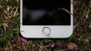 Apple iPhone 6 review: Home button and fingerprint reader