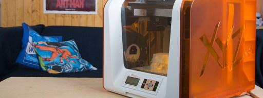 XYZprinting da Vinci Junior review: Main shot