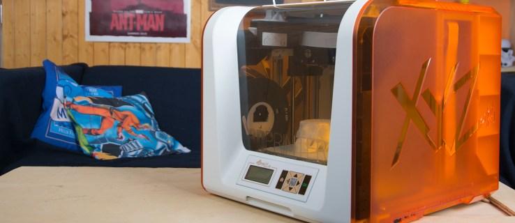 XYZprinting da Vinci Jr review: A 3D printer for everyone
