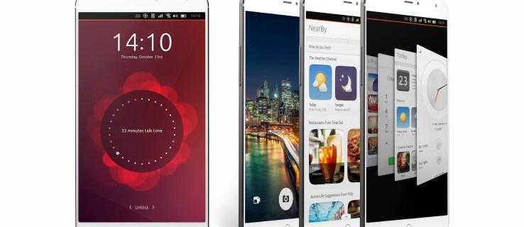 Meizu launches the MX4 Ubuntu Edition