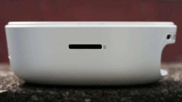 HP Pavilion Mini: SD card slot