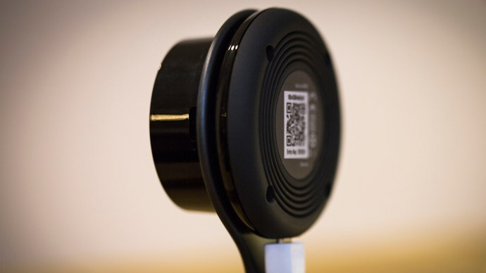 Nest Cam review: Side and rear