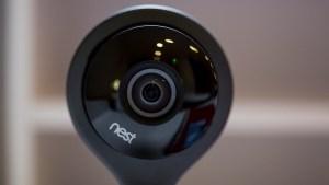 Nest Cam review: Camera housing