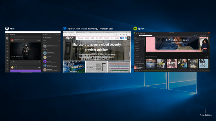 Windows 10 can that Windows 8.1 can't - Alt+Tab and multitasking