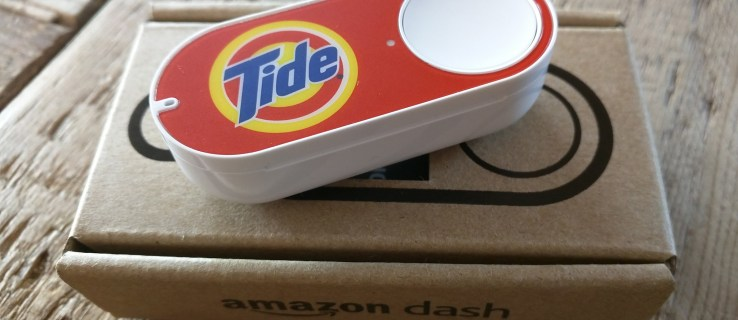 How one man hacked Amazon's Dash Button to track his baby's potty habits