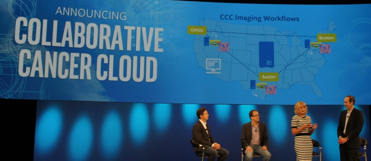 Intel's Cancer Cloud uses Big Data to fight disease
