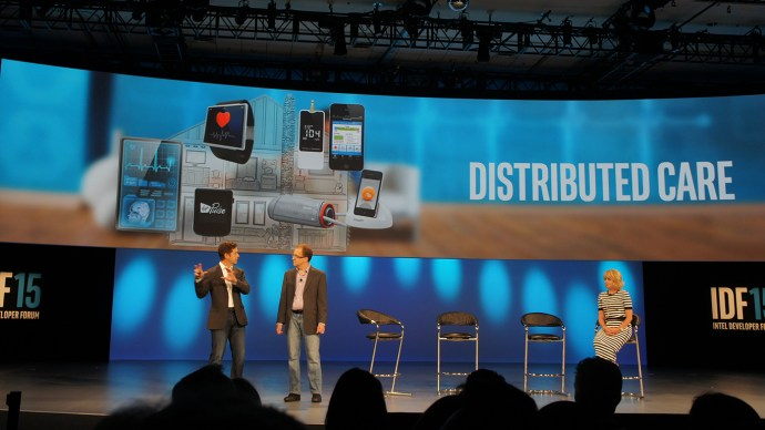 Intel distributed care