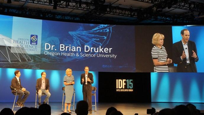 Intel Brian Druker
