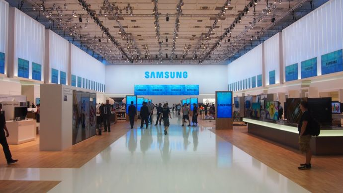 IFA 2015: What to expect from Samsung, Sony, and Microsoft - Samsung Stand