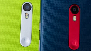 Motorola Moto G 3 review: The 13-megapixel camera is accompanied by a two-tone LED flash unit