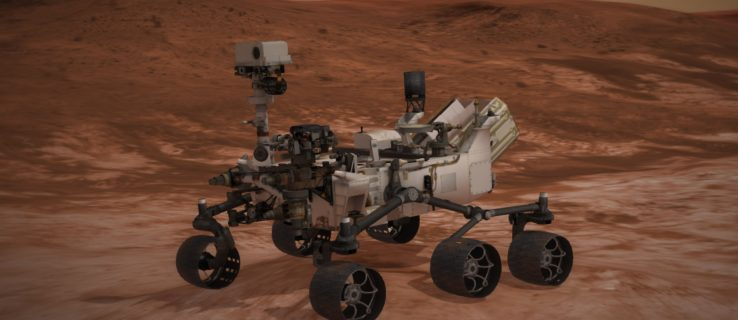 Explore Mars with NASA's Curiosity simulator