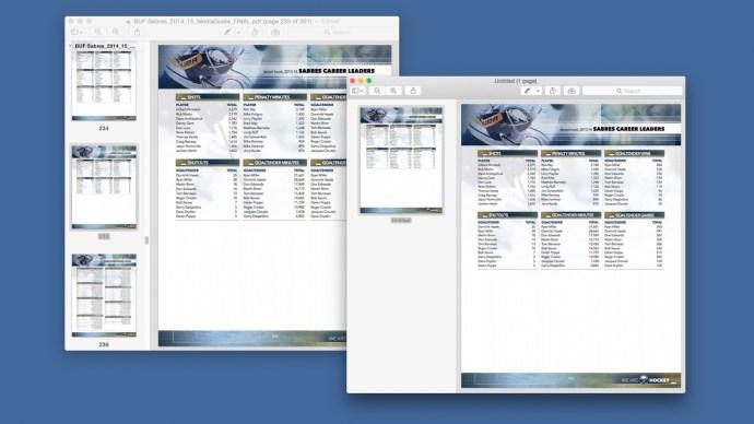 os x förhandsgranskning extrahera en sida pdf