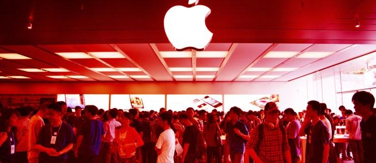 Las acciones de Apple se recuperan de la caída del Lunes Negro en China