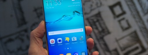 Samsung Galaxy S6 Edge+ review: Main shot