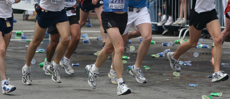 The science of running – how to run faster and further