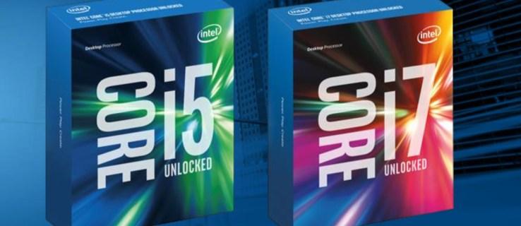 Intel pulls wraps off Skylake-S desktop processors at Gamescom 2015