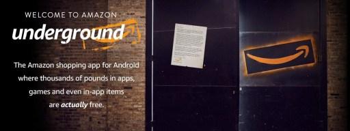 Amazon Underground - Just what is Amazon's new app store?