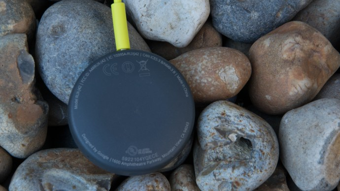 Google Chromecast Audio review: The Audio measures a mere 52mm in diameter
