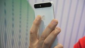 Google Nexus 6P review: Rear view