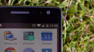 OnePlus 2 review: The front-facing camera is a 5-megapixel unit