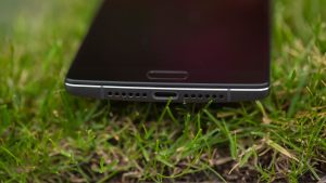 OnePlus 2 review: The OnePlus 2 employs a USB Type-C port for data transfer and charging