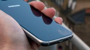Samsung Galaxy S6 vs LG G4 - Samsung Galaxy S6 Design