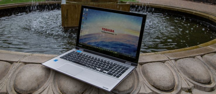 Toshiba Satellite Radius 15 review: A handsome laptop but a clumsy tablet
