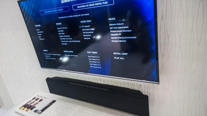 yamaha-ysp-5600-soundbar-tv-demo-home-screen