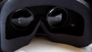 Samsung Gear VR review: Lenses